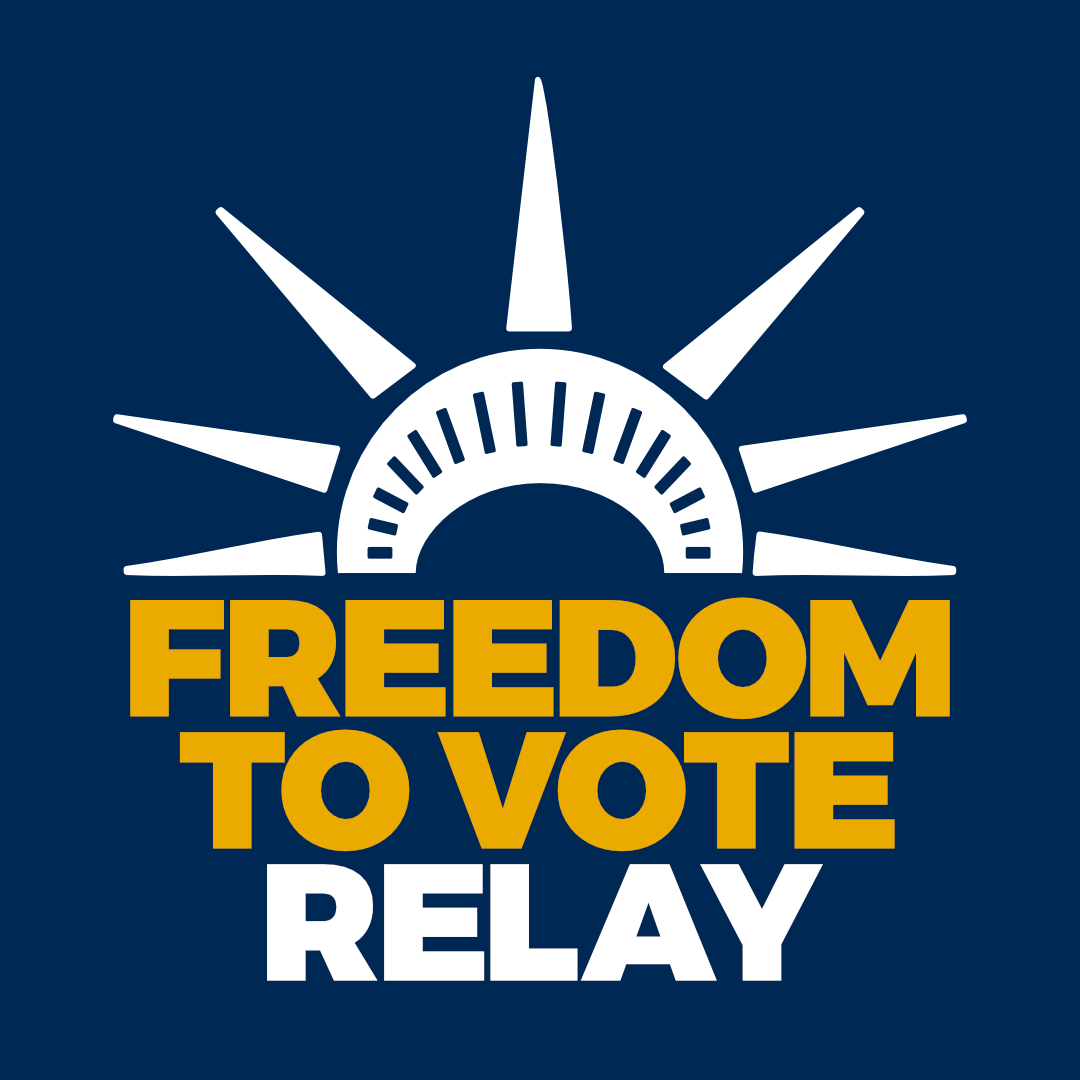 Freedom to Vote Relay & Rally